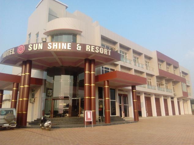 Hotel Sunshine & Resort -Satna